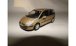 Peugeot 807, масштабная модель, 1:43, 1/43, Bauer/Cararama/Hongwell
