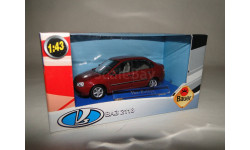 ВАЗ-2118 Калина красный