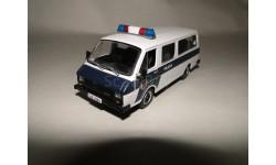 РАФ-22038 Полиция Латвии Выпуск № 44