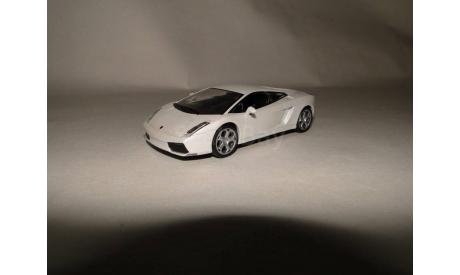 Lamborghini Gallardo Суперкары Выпуск № 35, масштабная модель, 1:43, 1/43, De Agostini