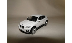BMW X6, масштабная модель, 1:43, 1/43, Rastar