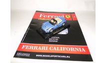Ferrari California - Выпуск  № 4 Ferrari Collection, масштабная модель, 1:43, 1/43, Ge Fabbri