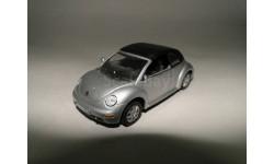 VW Beetle кабриолет, масштабная модель, 1:43, 1/43, CARARAMA, Volkswagen