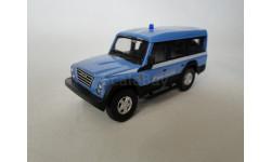 IVECO MASSIF POLIZIA, масштабная модель, 1:43, 1/43, Mondo Motors