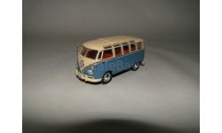 VW Comb1 bus, масштабная модель, 1:43, 1/43, Cararama, Volkswagen