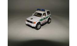 Mitsubishu Padgero Polizei
