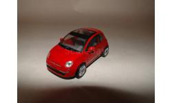 Fiat 500 (2007), масштабная модель, 1:43, 1/43, New-Ray