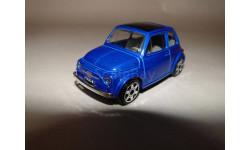 Fiat 500, масштабная модель, 1:43, 1/43, BBURAGO