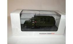 ЗиЛ-131 кунг в окрасе армии ГДР, масштабная модель, 1:43, 1/43, Premium Classixxs