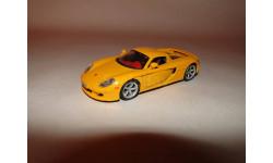 Porsche Carrera GT, масштабная модель, 1:43, 1/43, Cararama