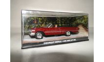 Chevrolet Impala - Live and Let Die, масштабная модель, Universal Hobbies, scale43