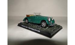 Bentley 4 1/4 Litre - From Russia With Love, масштабная модель, 1:43, 1/43, Universal Hobbies