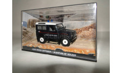 Land Rover Defender - Quantum of Solace, масштабная модель, 1:43, 1/43, Universal Hobbies