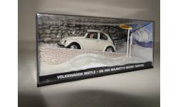 VW Beetle - On her Majesty's Secret Service, масштабная модель, 1:43, 1/43, Universal Hobbies, Volkswagen