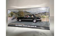 Ford Taunus  - The Spy Who Loved Me, масштабная модель, 1:43, 1/43, Universal Hobbies