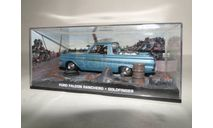 Ford Falcon Ranchero - Goldfinger, масштабная модель, Universal Hobbies, scale43