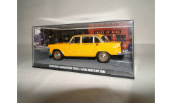 Checker Marathon Taxi - Live and Let Die, масштабная модель, 1:43, 1/43, Universal Hobbies