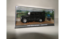 Land Rover Defender - Casino Royale, масштабная модель, Universal Hobbies, scale43