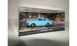 Ford Anglia - Dr. NO, масштабная модель, Universal Hobbies, scale43