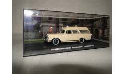 Mercedes-Benz Binz Ambulance - Thunderball, масштабная модель, Universal Hobbies, scale43