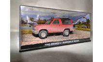 Ford Bronco II - Quantum of Solace, масштабная модель, 1:43, 1/43, Universal Hobbies