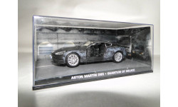 Aston Martin DB5 - Quantum of Solace, масштабная модель, Universal Hobbies, scale43