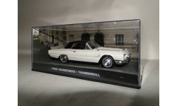 Ford Thunderbird - Thunderball, масштабная модель, Universal Hobbies, scale43