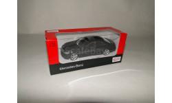 Mercedes Benz S63 AMG (черный), масштабная модель, 1:43, 1/43, Rastar, Mercedes-Benz