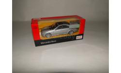 Mercedes Benz S63 AMG (серый), масштабная модель, 1:43, 1/43, Rastar, Mercedes-Benz