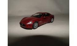 Maserati Granturismo Суперкары Выпуск № 22, журнальная серия Суперкары (DeAgostini), 1:43, 1/43