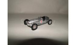 Mercedes Benz W 125 1937 Silberpfeil