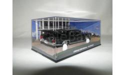 Lincoln Continental - Goldfinger, масштабная модель, Universal Hobbies, scale43