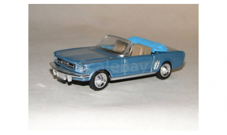 Ford Mustang  Convertible 1964, масштабная модель, 1:43, 1/43, New-Ray