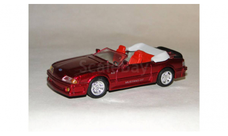 Ford Mustang GT Convertible 1989, масштабная модель, 1:43, 1/43, New-Ray