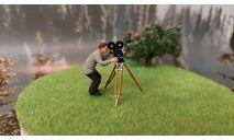 Кинооператор, фигурка, scale43