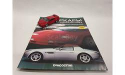 Lotus Esprit V8 Суперкары, журнальная серия Суперкары (DeAgostini), scale43