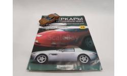 Alfa Romeo Montreal Суперкары, журнальная серия Суперкары (DeAgostini), scale43