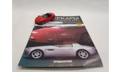 Dodge Viper SRT-10 Суперкары, журнальная серия Суперкары (DeAgostini), scale43