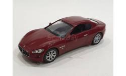 Maserati Granturismo Суперкары