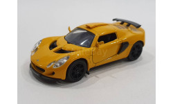 Lotus Exige Суперкары, журнальная серия Суперкары (DeAgostini), scale43