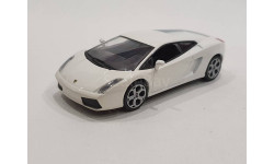 Lamborghini Gallardo Суперкары, журнальная серия Суперкары (DeAgostini), scale43