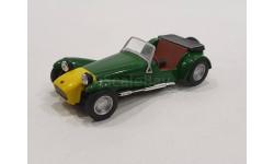 Lotus Seven Суперкары, журнальная серия Суперкары (DeAgostini), scale43