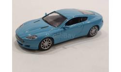 Aston Martin DB9 Vantage Суперкары, журнальная серия Суперкары (DeAgostini), scale43
