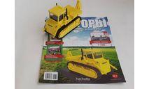 Т-330, масштабная модель трактора, Тракторы. История, люди, машины. (Hachette collections), scale43