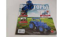 ЛТЗ-55А, масштабная модель трактора, Тракторы. История, люди, машины. (Hachette collections), scale43