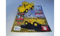 К-700, масштабная модель трактора, Тракторы. История, люди, машины. (Hachette collections), scale43