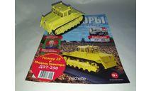 ДЭТ-250, масштабная модель трактора, Тракторы. История, люди, машины. (Hachette collections), scale43