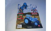 Т-40АМ, масштабная модель трактора, Тракторы. История, люди, машины. (Hachette collections), scale43