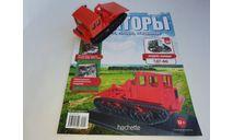 ТДТ-60, масштабная модель трактора, Тракторы. История, люди, машины. (Hachette collections), scale43