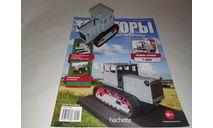 Т-100, масштабная модель трактора, Тракторы. История, люди, машины. (Hachette collections), scale43